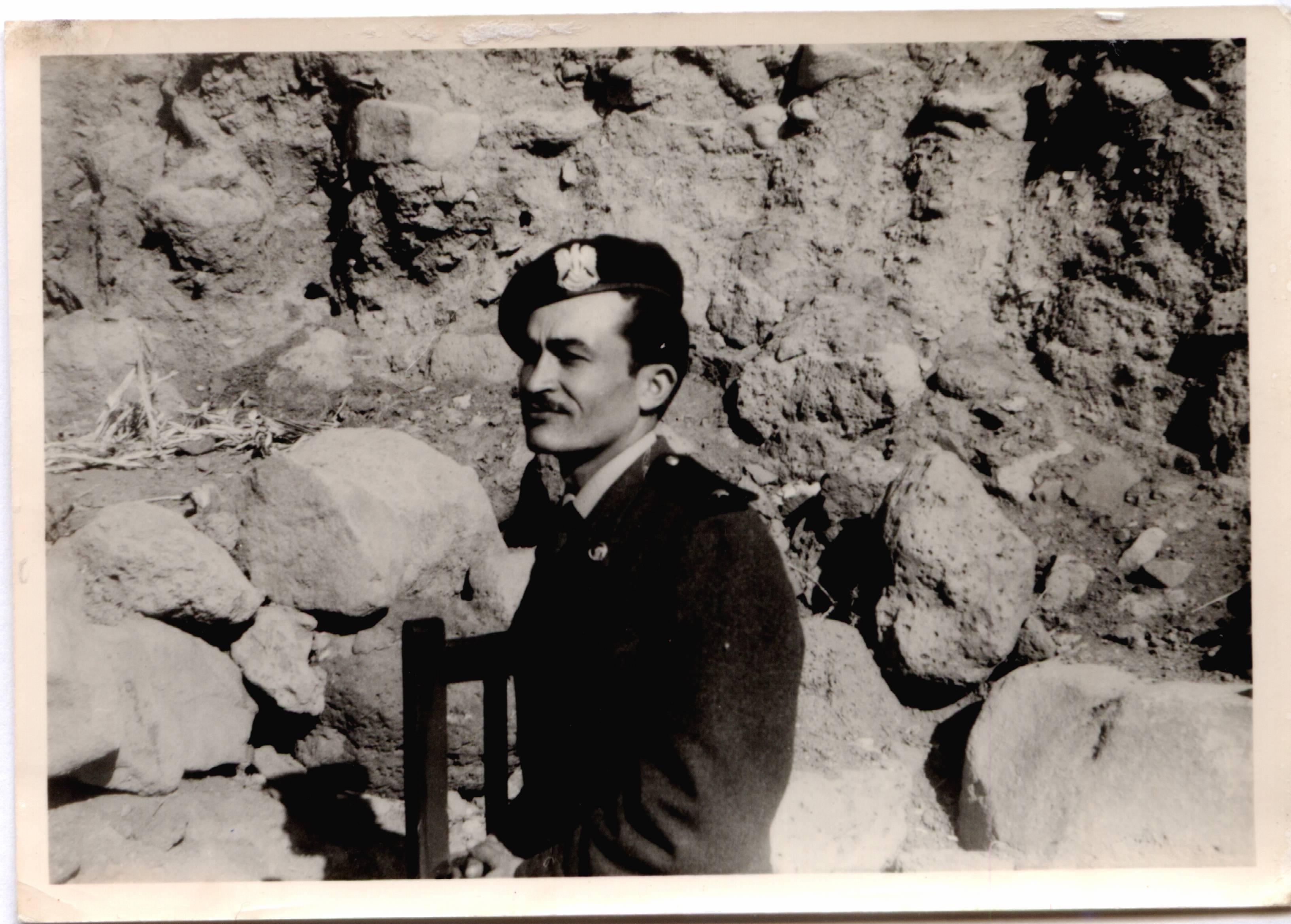 الملازم المجند خالد احمد الشنتوت 1972