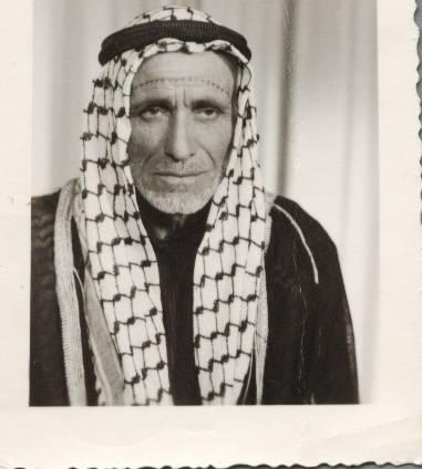 والدي احمد عزو الشنتوت 1875 - 1975